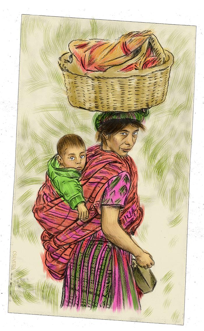 guatemala  caravana climatica revista geni cecilia silveira