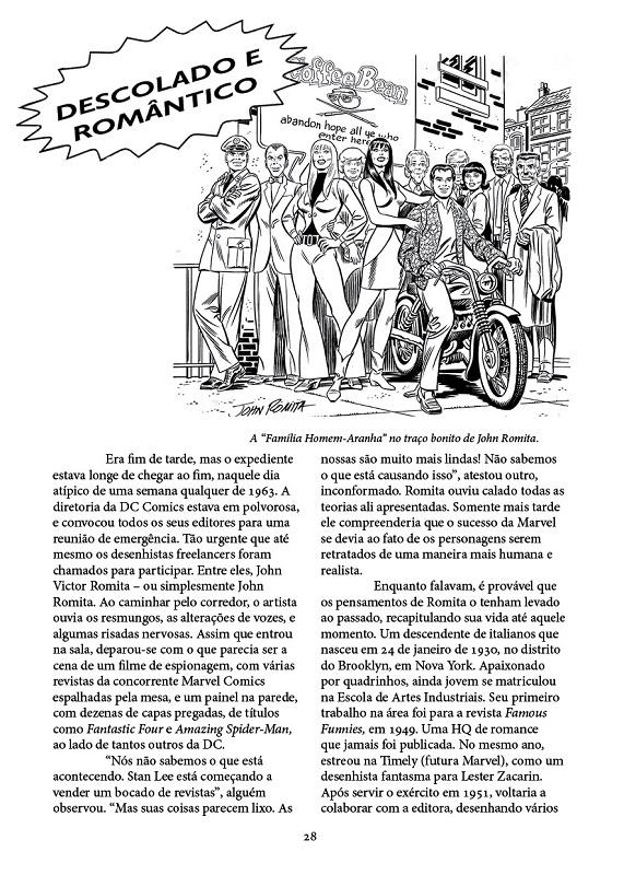 STATUS COMICS Nº 028