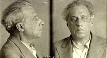 El arresto de Meyerhold