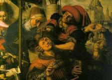 Extracción de la piedra de la locura, Jan Sanders van Hemesen
