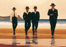 The Billy Boys © Jack Vettriano