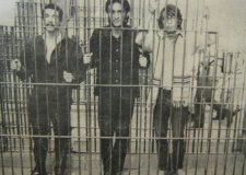 Gilberto Guevara Niebla, Raul Alvarez Garin  y Eduardo Valle, a la derecha_ al centro Raul Alvarez Garin