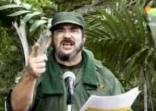 Timoleón Jiménez, líder de las FARC