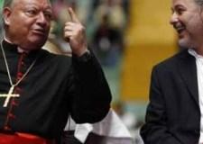 El excardenal Sandoval y el casi exgobernador.