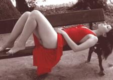 Chica de rojo 2