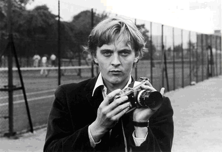 David Hemmings en Blow Up.