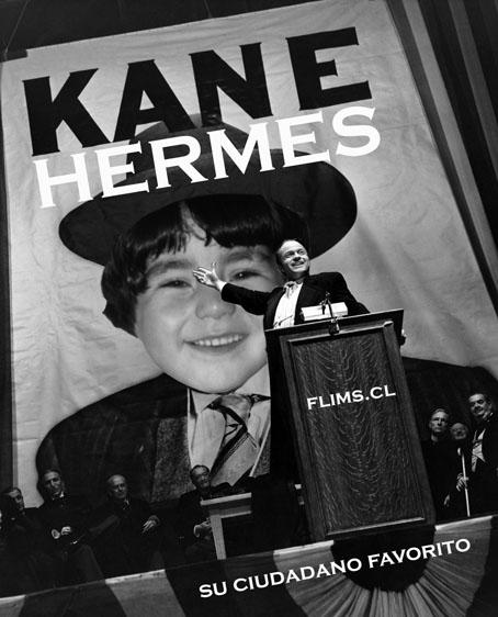 Hermes Kane.