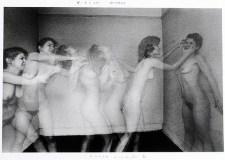 "Duane Michals, ""Violent Women""."