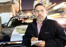 Javier Valdez Cárdenas. Foto © Santillana.