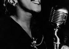 La gran Ella Fitzgerald.
