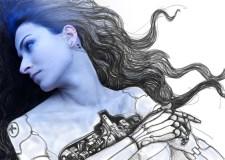 Cyborg. Ilustración © cyborgphotos.wordpress.com