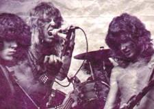 Metallica en 1982.