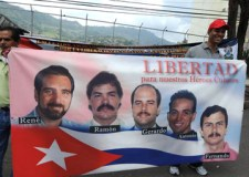 Libertad para los espías cubanos. Foto Teinteresa.es
