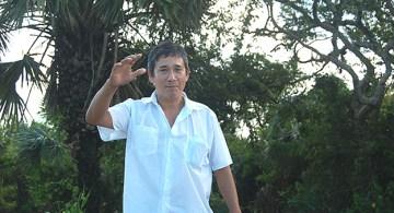 Moisés Sánchez, asesinado.