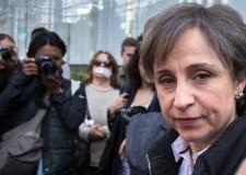 Aristegui. Foto © Cuartoscuro.