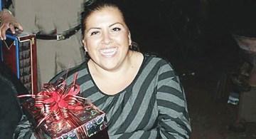 La periodista Anabel Flores Salazar.