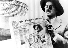 James Joyce y James Joyce y James Joyce... Foto © Irish America.