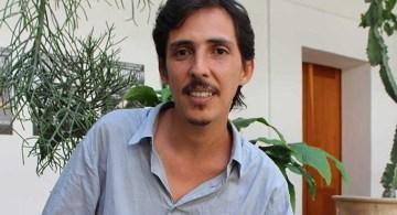 Fernando Lobo en Oaxaca. Fofo © Canal 22.