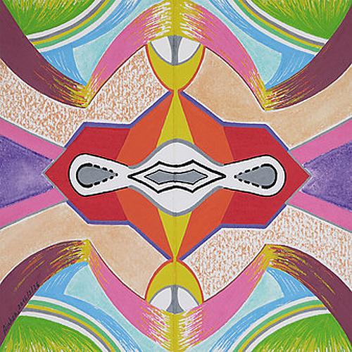 """Título: """"Composición, color, armonía"""" Autor: Ainhoa Rodríguez-López  Técnica: Acrílico País: España"""