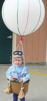 Disfraces infantiles originales - Disfraces con globos