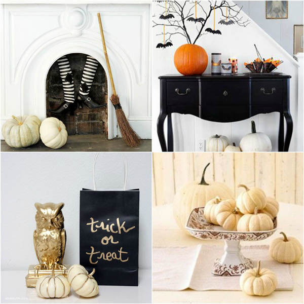 P salo de miedo con estas ideas para halloween for Decoracion hogar gotica