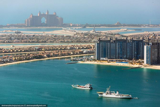 Hotel Atlantis en Dubai