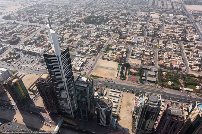 Dubai desde las azoteas