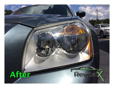 Before and After RevitalX 2 2