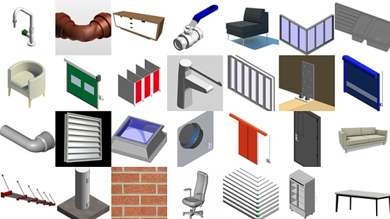 the top 15 with free revit families revitiq