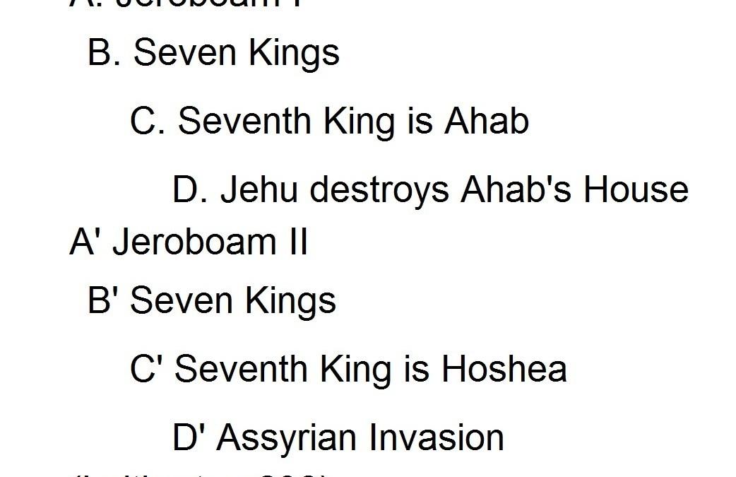 The End of Israel and Judah (2 Kings 17-end)