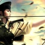 L'étrange guerre du Guerrier de Lumière sans armes, sans armée, sans champ de bataille et même sans adversaire !