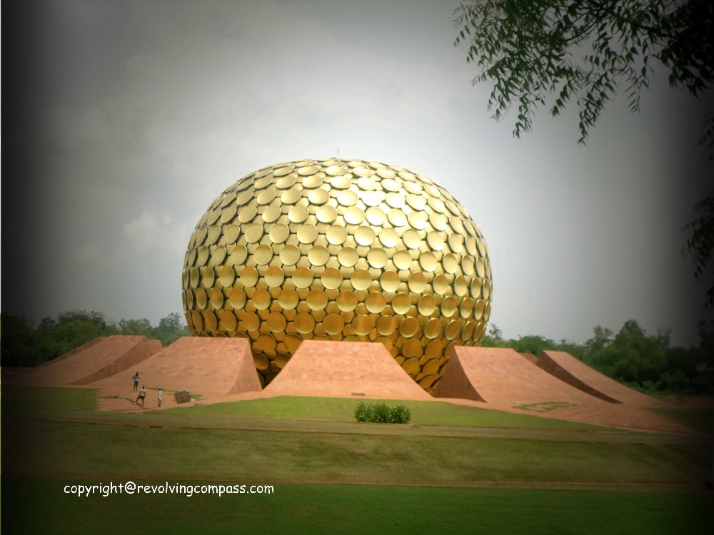 Auroville Pondicherry Things to do in Pondicherry