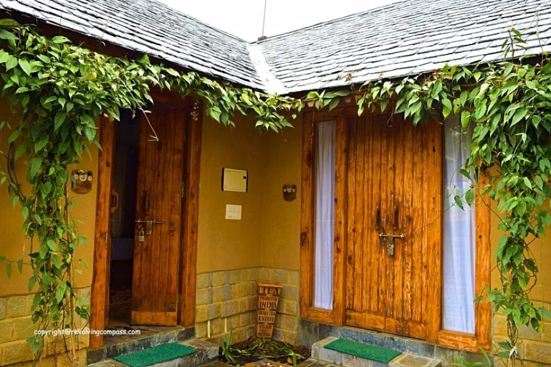 The Lodge at Wah, Palampur