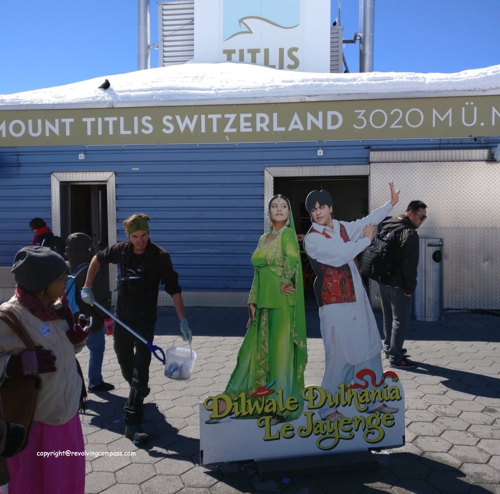 Engelberg and Mount Titlis