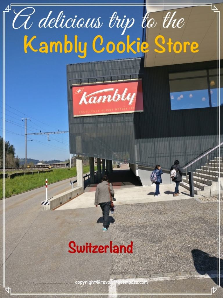 Kambly Factory store | Kambly cookie store | Bern | Switzerland | Kambly experience