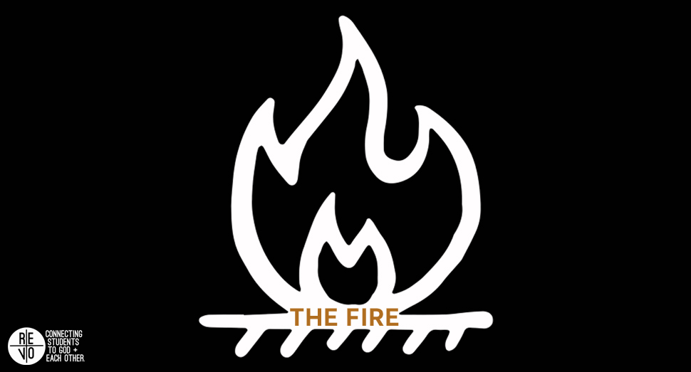 The Fire - post