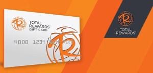 total rewards gift card program