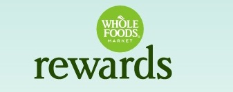 10% off your next purchase with Whole Foods Market Rewards