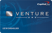 CapitalOne VentureOne Rewards