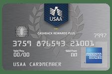 USAA Cashback Rewards Amex