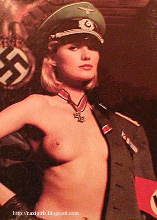 hot nazi women