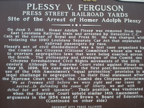 Bodacious Close Up Revealing Text Photos Plessy Ferguson Why Was Homer Plessy Arrested Quizlet Why Was Homer Plessy Arrested Apex