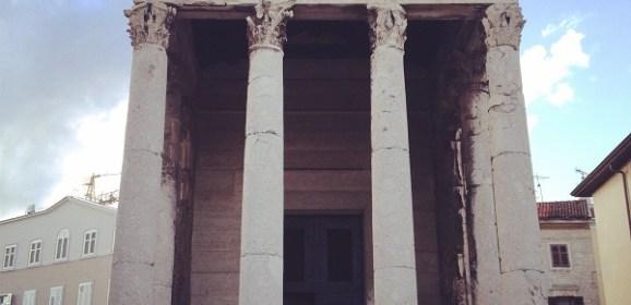Backpacking in Croatia: Day 3 – Last Minute Pula