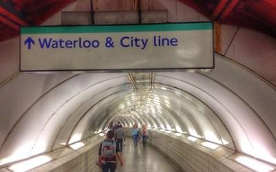 Waterloo & City Line: London's Dark Open Secret