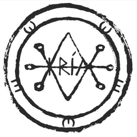 KRÍA logo