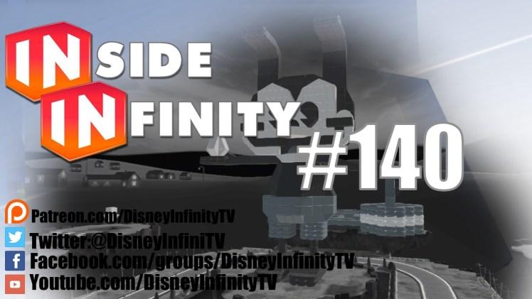Inside Infinity 140: Disney Infinity Developer PapaEcho's back!