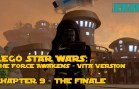 LEGO Star Wars the Force Awakens – PS VITA – Chapter 9 – The Finale
