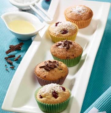Fruchtige Muffins – Tolle Rezepte