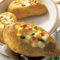 Kartoffelgerichte: Überbackene Kartoffeln