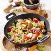 Kohl-Rezepte: Wok-Gemüse mit Tofu